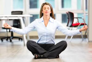 Take a 5-minute meditation break